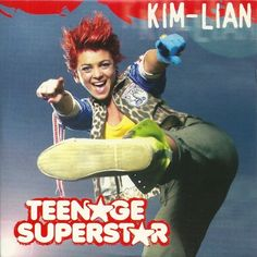 Pop ~ Kim Lian = Teenage Superstar - 2005