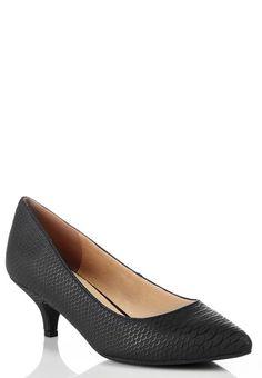 https://www.catofashions.com/cato/crocodile-kitten-heels-22001