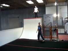 Took a Parkour class at Free Flow Academy of Hybrid Arts taught by Vicotor Lo Forte. I MADE IT TO THE TOP. COOL.