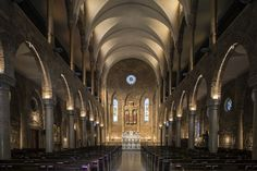 Saint Elias Church - Beirut, Lebanon - Lighting project: Cherine Saroufim…
