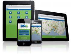 BIG4 Holiday Parks Mobile site - Mobile Awards - Mobies