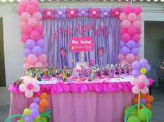 d2f3ebcdb Las 51 mejores imágenes de Decoración FIESTAS INFANTILES Y GLOBOS ...