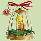 Hallmark Christmas Deck the Halls Looney Tunes Tweety Bird Magic Ornament ** See this great product.