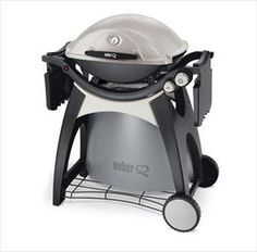 Q 300 Gas Grill with Cart