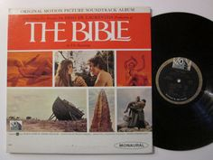 Vinyl Record The Bible In The Beginning by RecordStoreGirl on Etsy
