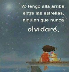 Spanish verse, no te olvidare