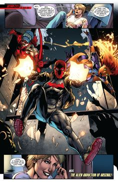 Red Hood And The Outlaws Issue #28 - Read Red Hood And The Outlaws Issue #28 comic online in high quality