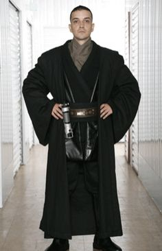 14b836b67ba2 STAR WARS COSTUMES    Star Wars Anakin Skywalker Sith Costume - Body Tunic  with Replica Black Sith