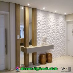 HALL OF ENTRY the light connection and coating 3 # hall furniture - HALL OF ENTRY the light connection and coating 3 # Vestibules - Flur Design, Hall Design, Loft Design, Entrance Decor, Entryway Decor, Entry Foyer, Apartment Entryway, Apartment Interior Design, Room Interior