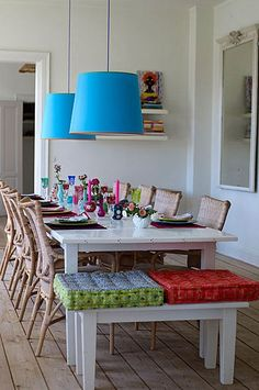 Lighting Wow: Dining Rooms
