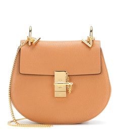 mytheresa.com - Schultertasche Drew Small aus Leder - Luxury Fashion for Women / Designer clothing, shoes, bags