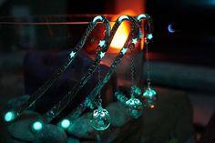 ¡Mágicos marcadores de páginas que brillan en la oscuridad! ~ EL CLUB DE LOS…