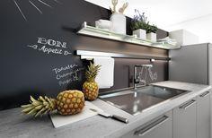 2035 | Perlgrau Mattlack - Häcker Küchen - Häcker Küchen