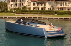 VanDutch 40 at Fisher Island in #Miami | HMY Yachts - Seatech Marine Products / Daily Watermakers