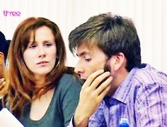 I love (and ship!) Ten and Rose, but I just adore Ten and Donna.