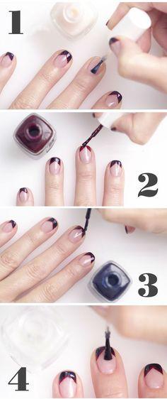 3 tutoriais de nail art para você fazer em casa