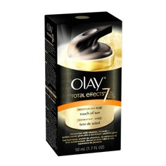 Olay Total Effects Moisturizer + Touch Of Sun Ulta.com - Cosmetics, Fragrance, Salon and Beauty Gifts
