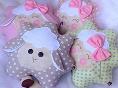 Home Sewing Crafts - Sewing Method Baby Sewing Projects, Sewing For Kids, Sewing Crafts, Sewing Stuffed Animals, Stuffed Toys Patterns, Baby Pillows, Kids Pillows, Fabric Toys, Fabric Crafts