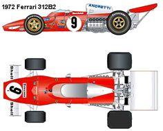 Ferrari F1, Sport Cars, Race Cars, Mario Andretti, Car Cleaning Hacks, Car Drawings, Automotive Art, Formula One, Maserati