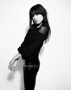 Daisy Lowe NOTE: Love her!