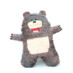 Beary Scary Pinata, $39, now featured on Fab.