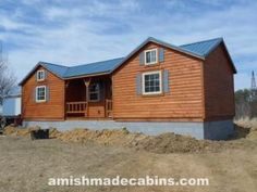 Quality Log Cabins Don't Have to Be Expensive, this is The Cumberland, for Under $17,000