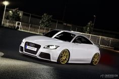 "Ultraleggera HLT 20"" on Audi TTRS #OZRACING"