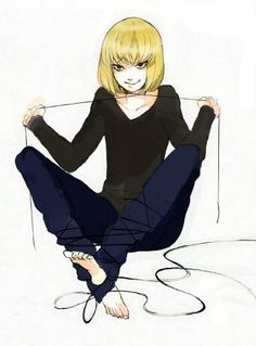 "Mello from ""Death Note."""