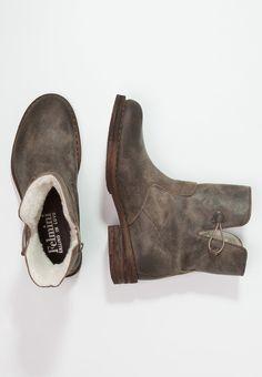 Schoenen Felmini COOPER - Korte laarzen - noumerat tobacco Donkerbruin: € 114,95 Bij Zalando (op 1-9-17). Gratis bezorging & retour, snelle levering en veilig betalen!