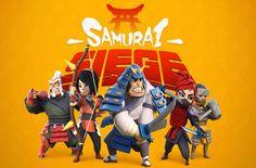 Samurai Siege exceeds 5.5 million downloads, $12 million in revenue #mobilegames #popular