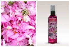 Agua de rosas de #Ecoalma. #aromaterapia #aceitesesenciales