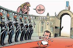 Chapatte (2017-05-08) France: Emmanuel Macron élu président  ÷÷÷ (8) Twitter