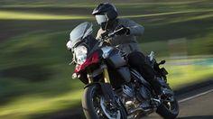 Auto Expo 2014 – Suzuki Motorcycles preview