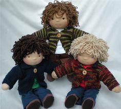 Threeboys by Dragonfly's Hollow, via Flickr