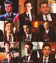 Who else misses the Warblers on glee?