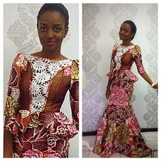 Tastefully Unique Ankara Styles: Feel The Beauty Of Different Styles And Designs Of The Ankara Fabric | Wedding Digest Naija