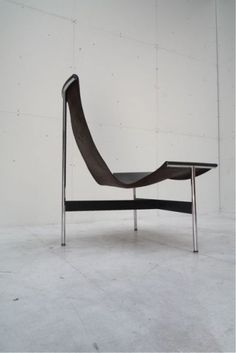 William Katavolos lounge T-chair for Laverne 1952