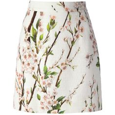 DOLCE & GABBANA floral print skirt (¥75,015) ❤ liked on Polyvore featuring skirts, bottoms, dolce & gabbana, gonne, floral skirt, flower print skirt, floral printed skirt, floral print skirt and dolce gabbana skirt