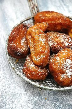 Pumpkin recipe - Fritters