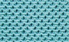 Flechtmuster – Muster stricken – basket weave – criss cross stitch – DIY by Nele… - Knitting Patterns Easy Knitting Patterns, Knitting Stitches, Free Knitting, Stitch Patterns, Crochet Patterns, Simple Knitting, Garter Stitch, Slip Stitch, Easy Stitch