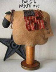 The Pattern Hutch- Cloth Doll Patterns-