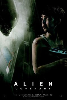 Return to the main poster page for Alien: Covenant (#5 of 6)