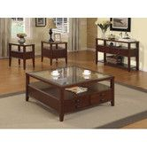 Found it at Wayfair - Avenue Coffee Table Set