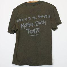 c8e6eca23 Red Hot Chili Peppers Shirt Vintage tshirt 1989 Mother's Milk Tour Concert  tee 1980s Anthony Kiedis