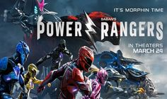 The new Power Rangers movie follows five teens who somehow come together to stop a dangerous threat, but can they find a way to work together first