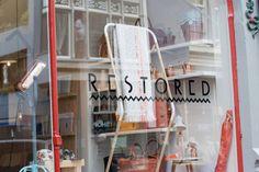 Concept store Restored in Amsterdam