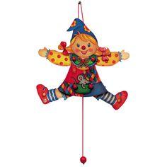 La payasa Lina te ayudará a hacer reír a tu pequeño cuando más lo necesite #kids #juguetes #marionetas