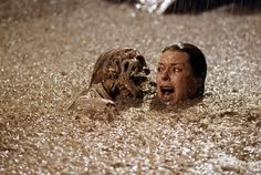 18 Creepy Horror Movie Facts That'll Scare You Shitless Creepiest Horror Movies, Latest Horror Movies, Scary Movies, Good Movies, Poltergeist 1982, Jobeth Williams, Creepy Horror, Creepy Pictures, Movie Facts