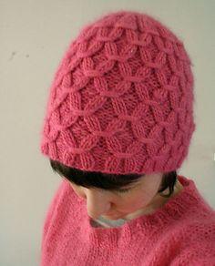 Ravelry: Waffel hat pattern by Anna & Heidi Pickles