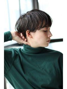 ナヌーク シブヤ(nanuk shibuya) 【nanuk】ダークカラーでも重く見えないショート*takabayashi* Short Pixie, Short Hair Cuts, Short Hair Styles, Bowl Haircuts, Very Short Hair, Hair Reference, Grow Out, Pixie Haircut, Short Hairstyles For Women